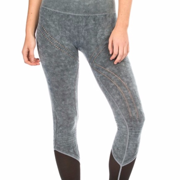 ed0d39bff63a blanc noir Pants | Excel Leggings Grey Washblack | Poshmark